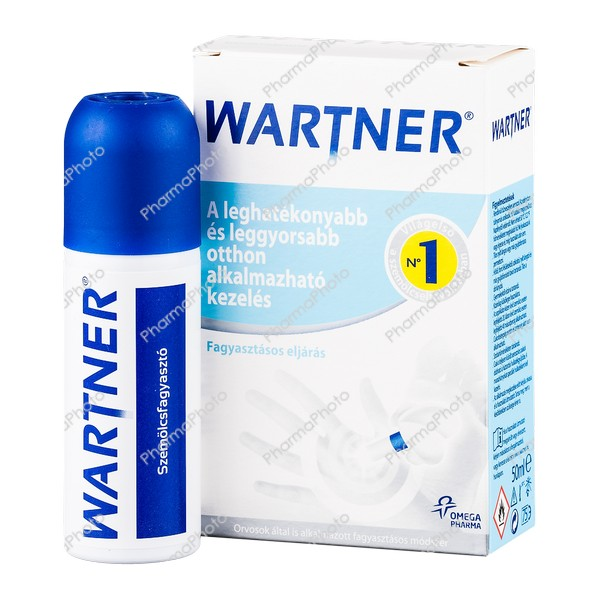 Wartner szemolcsfagyaszto spray 50ml734766 2016 tn